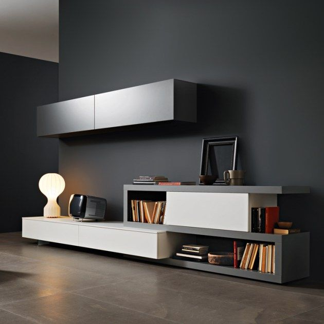 Wall Systems Media Solutions Archives Resource Furniture Living Room Interior House Interior Interior Design