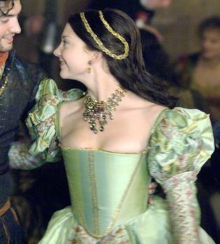 Anne Boleyn - The Tudors.