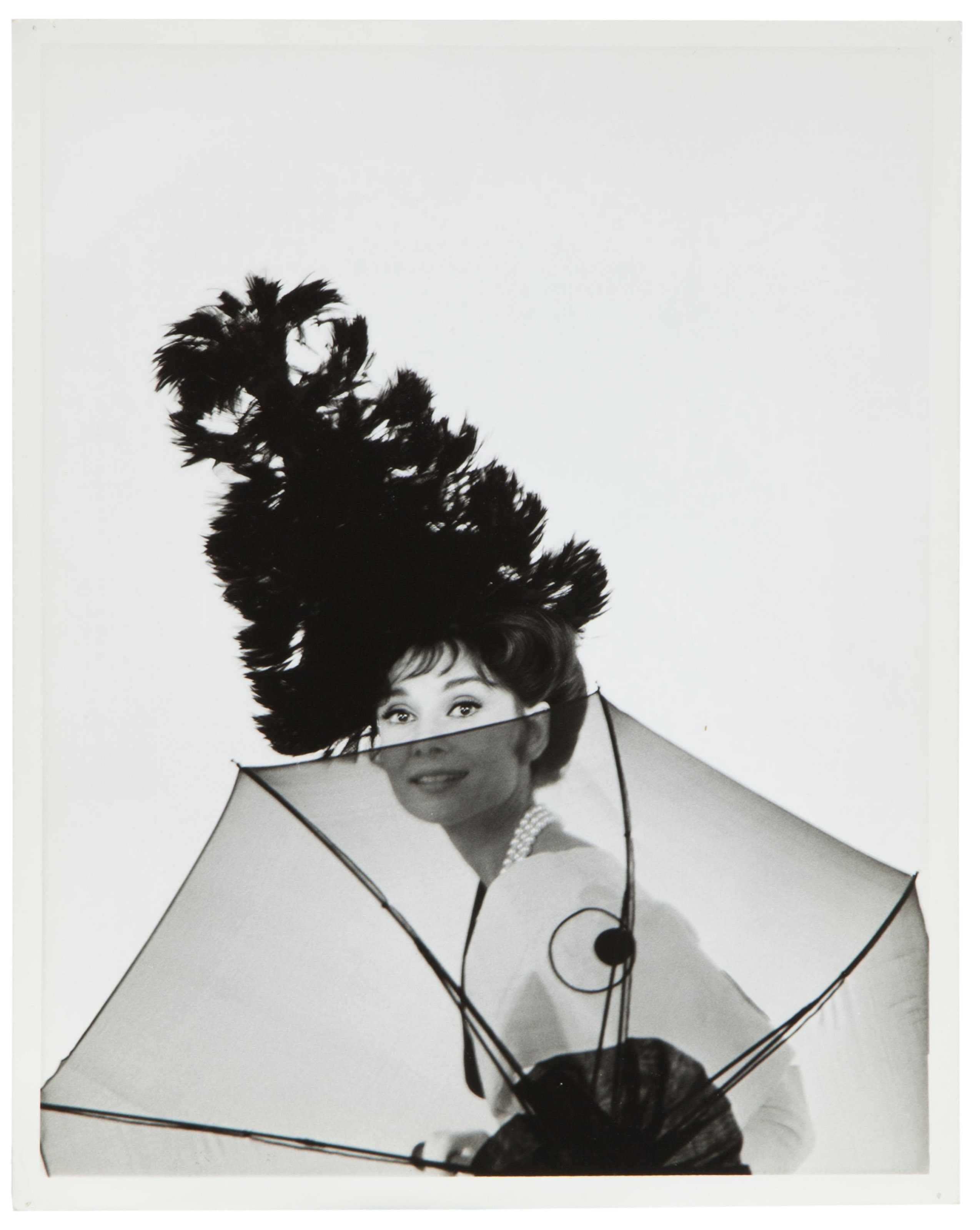Cecil Beaton: Audrey Hepburn, c. 1964.