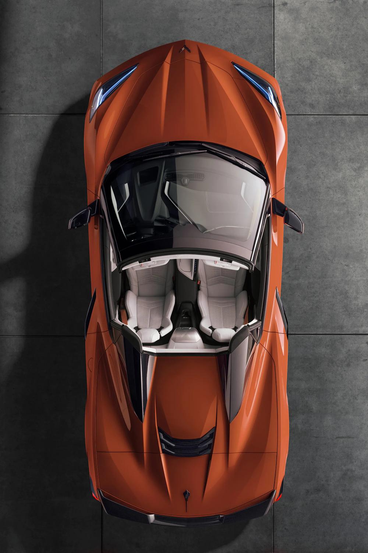 2020 Chevrolet Corvette C8 Convertible Revealed OpenAir