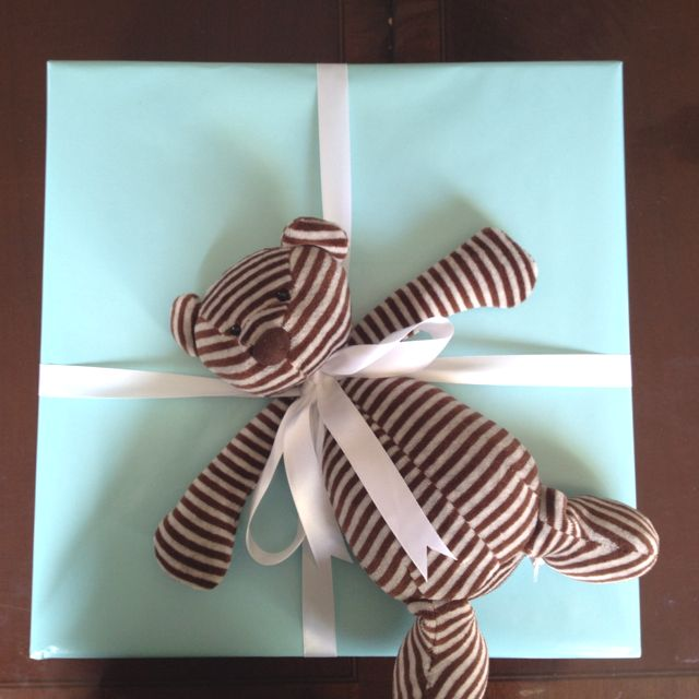 Wrapping For A Baby Boy Did Myself Creative Baby Gift