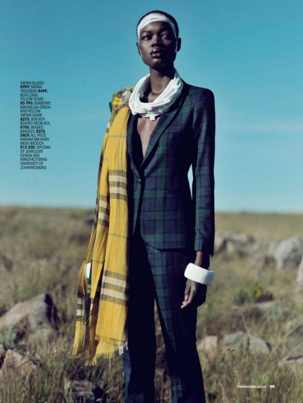 Marie Claire Africa do Sul |