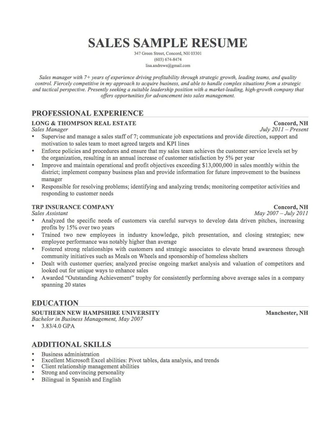 describe yourself resume examples pinterest resume examples