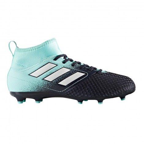 meet ceb98 9bf76 Adidas Ace 17.3 FG S77068 voetbalschoenen junior energy aqua footwear white  legend ink