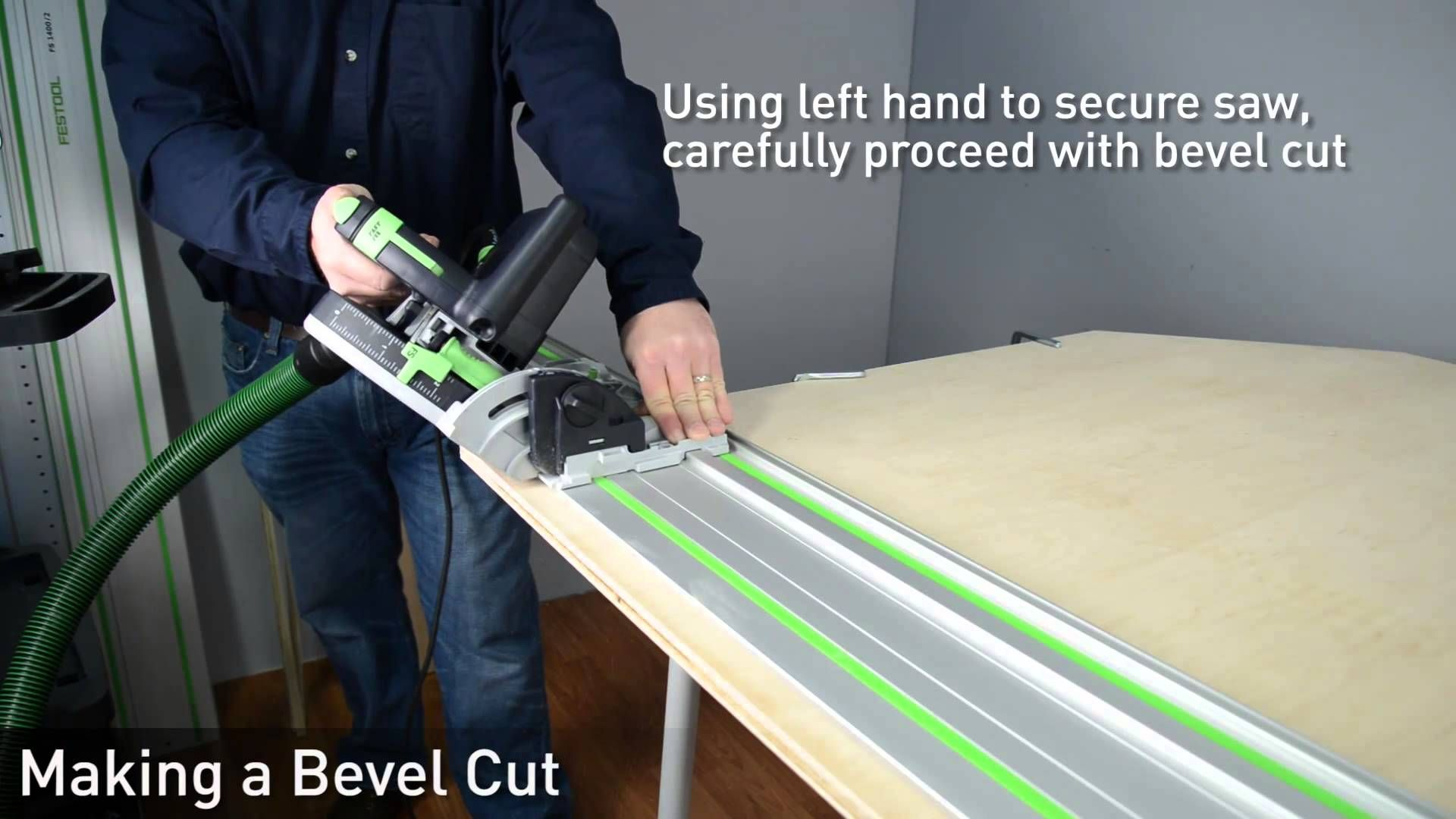 Festool Ts 55 Req Track Saw Getting Started Festool Festool Ts 55 Jet Woodworking Tools