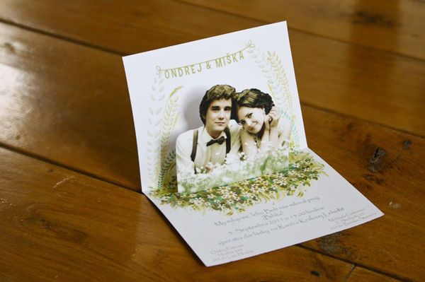 Special Wedding Invitations : Unique Wedding Invitation Designs You Have To See Creative, Wedding ...