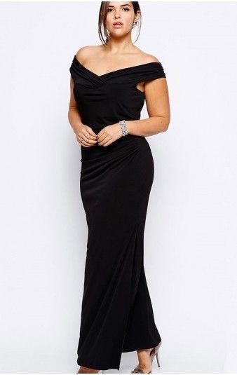 Pleasures Plus Size Dress Black Rf86949 - Preço: 29,50€ | Contacte-nos +351 916.454.354; +351 965.234.991