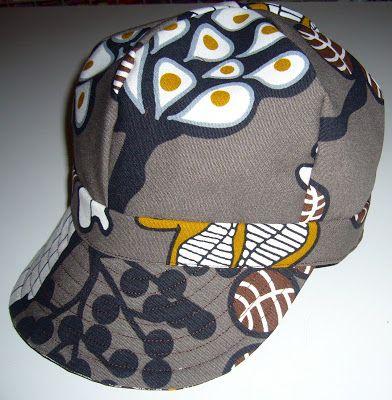 MadeByDi: Reversible Newsboy Hat - free pattern & tutorial   Hats ...