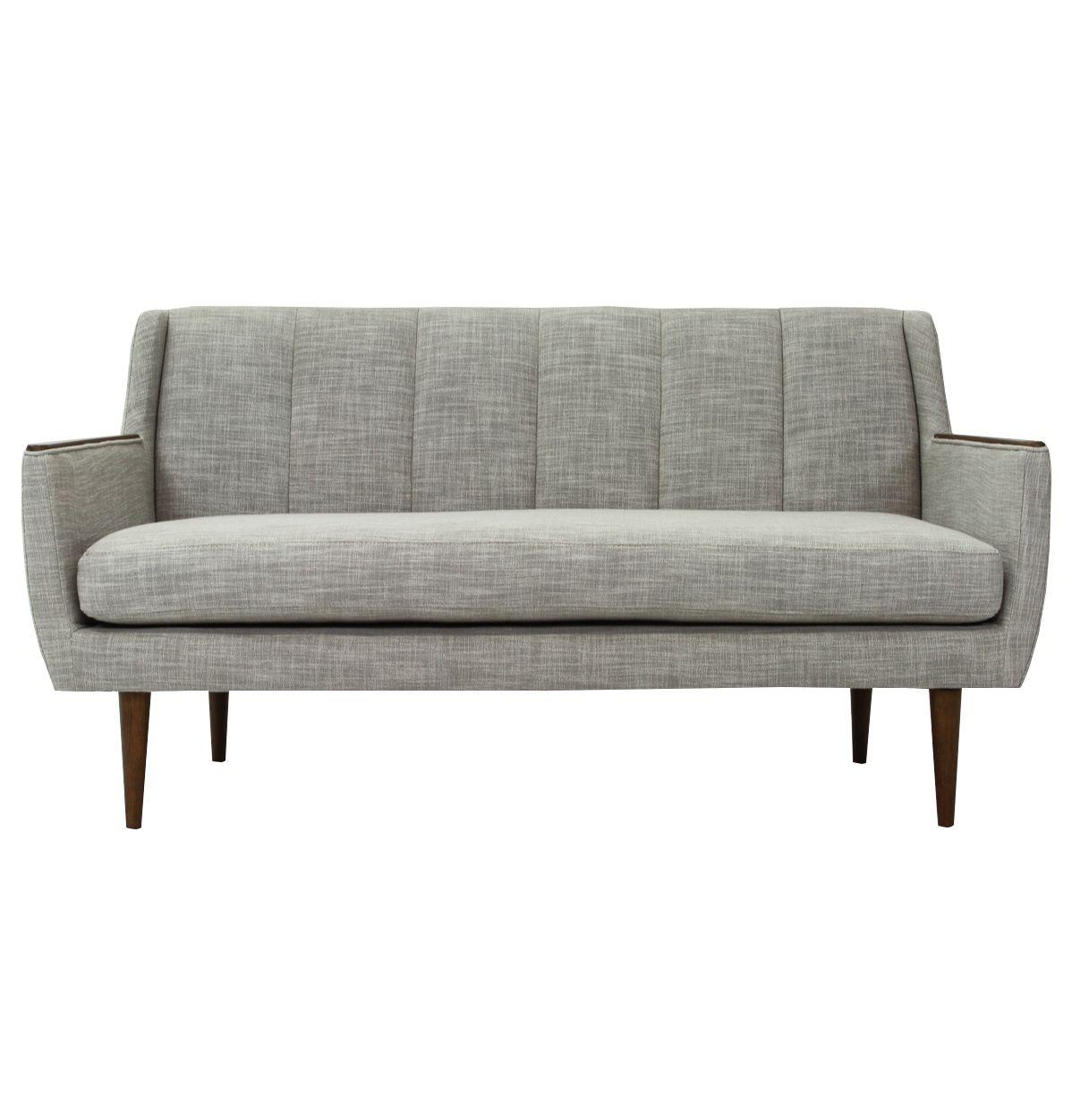 Cincinnati Fabric 2 Seater Sofa