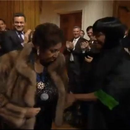 Shade Or Nah Aretha Franklin Ignores Patti Labelle At White House Women Of Soul Concert Aretha Franklin Celebrity Scandal Franklin