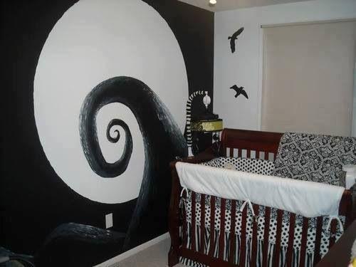 Nightmare Before Christmas Nursery  Stuff To Buy  Pinterest Captivating Nightmare Before Christmas Bedroom Decor Design Decoration