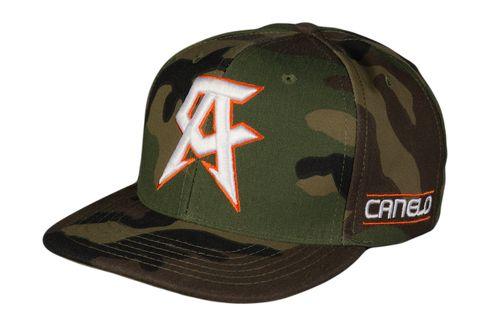 Canelo Alvarez Camo Snapback  9ae4e9aa7c1