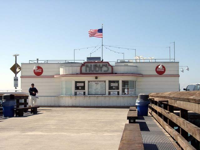 Love Going To Ruby S When I M In Newport Beach Pier