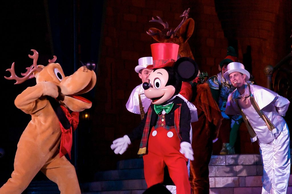 Mickey Mouse at Disney Character Central