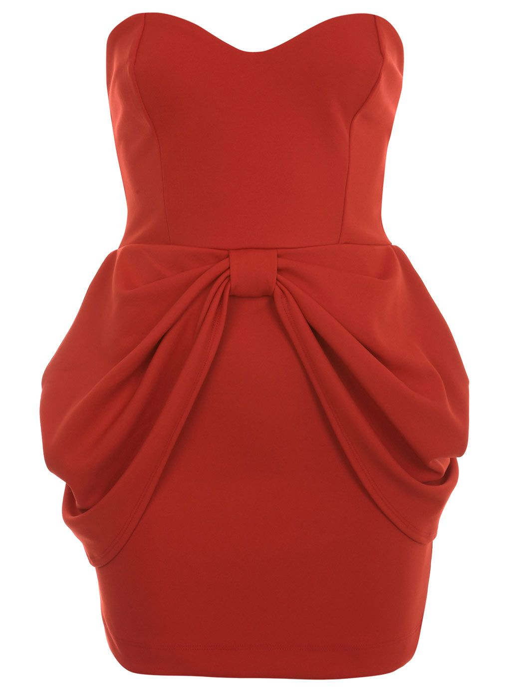 Red Bow Dress Red Bow Dress Cute Cocktail Dresses Dresses [ 1386 x 1020 Pixel ]