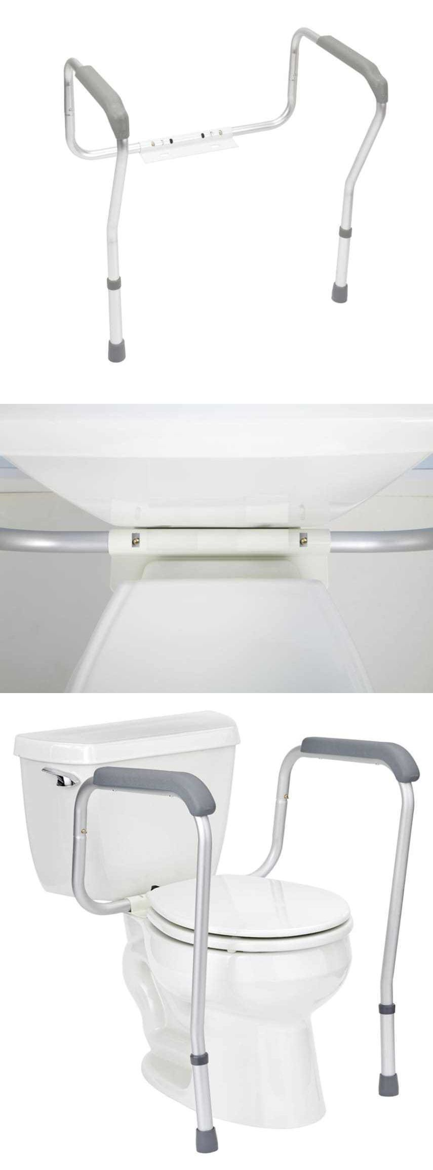 Other Accessibility Fixtures: Grab Bars Adjustable Toilet Safety ...
