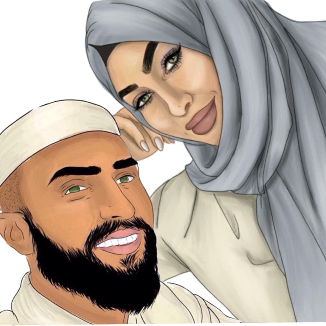 Картинки мужа мусульманина и жены мусульманина