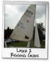 Awesome rigging guide for the Laser 2 Sailboat - picture