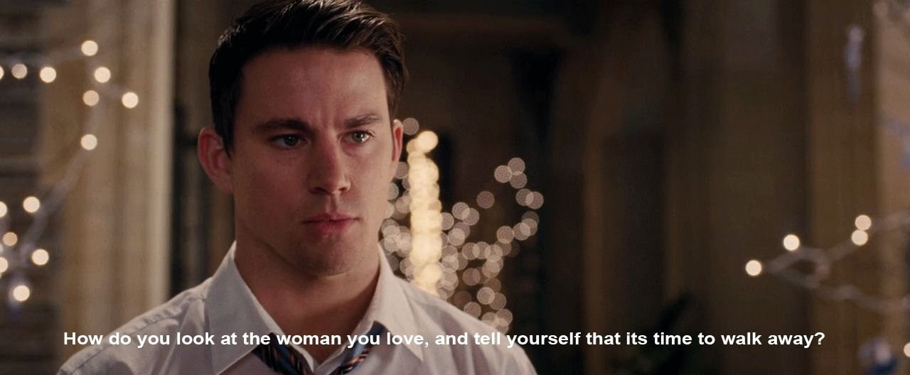 The Vow Quotes By Quotesgram