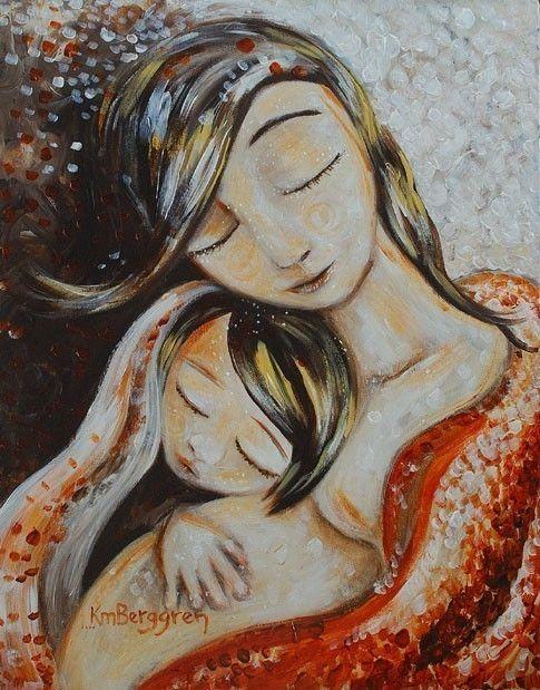 Αποτέλεσμα εικόνας για mother baby painting pregnancy