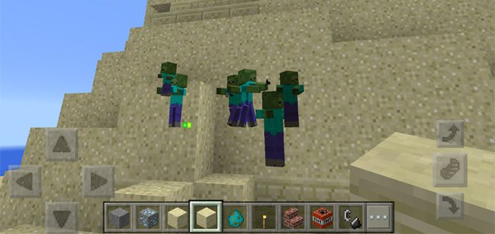 XRAY Resource Pack for Minecraft PE | Minecraft PE Download