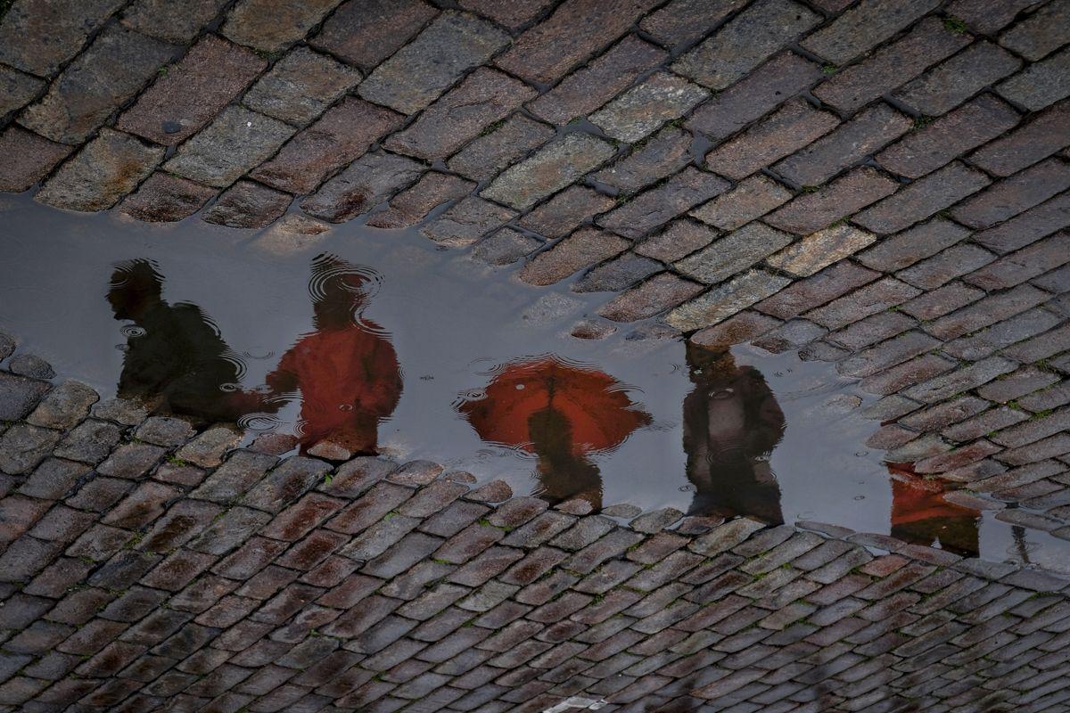 Street photography. Red. Reflection. Helsinki Finland. #Streetphotography #color #Colorphotography #shadow #Helsinki #art #Finland #Reflections #reflection #reflectionphoto #photo #Prints #streets #fineart #urbanart #cityart #printables #printableart #printableartwork #printablewallart #sale #onsale #forsale #artsale #colorphoto #artwork #minimal #Abstract #abstractphotography #scene #red #people #Naserbayat