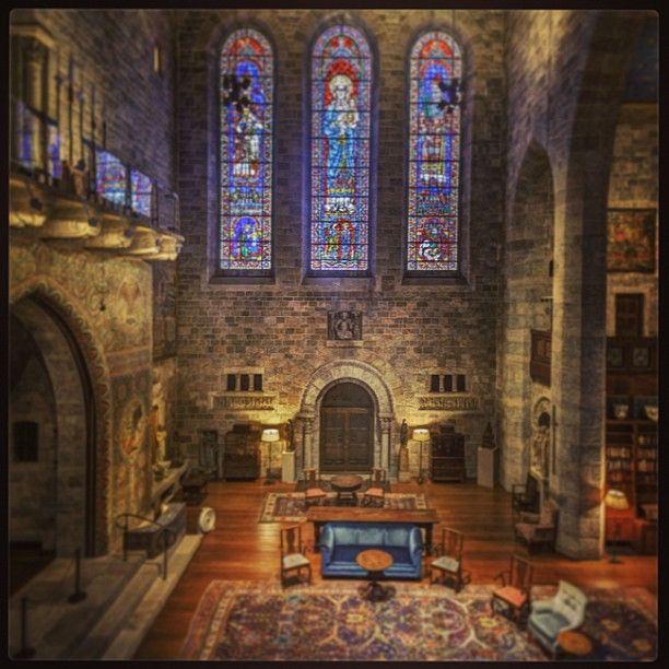 The Inside Of Glencairn Museum In The Bryn Athyn Historic District Places To See Places To Go Travel Memories