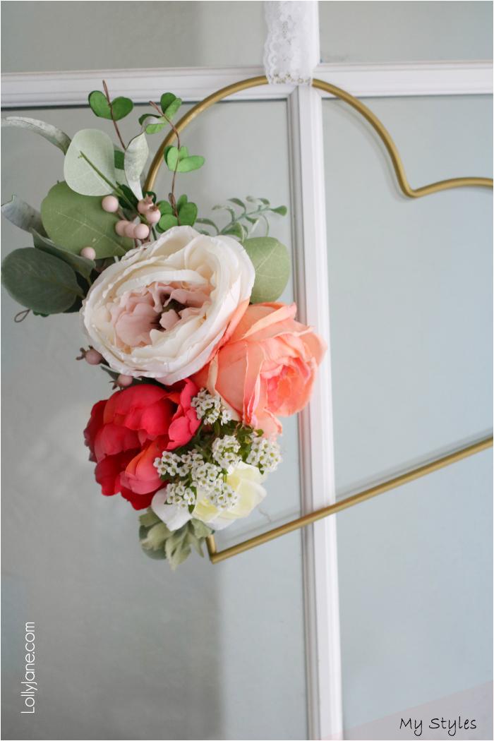 Feb 3, 2020 diy floral heart wreath. Cute And Easy DIY