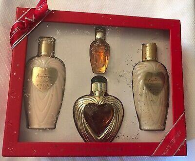 Victoria's Secret Rapture Womens 4pc Fragrance Set