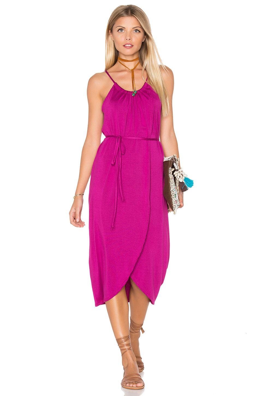 Michael Stars Alina Dress in Bougainvillea | ME GUSTA | Pinterest ...