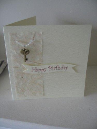 Handmade 21st Birthday Card Httpdazzlemarketadshandmade