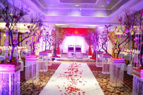 Purple And Red Wedding Ideas | Wedding Ideas