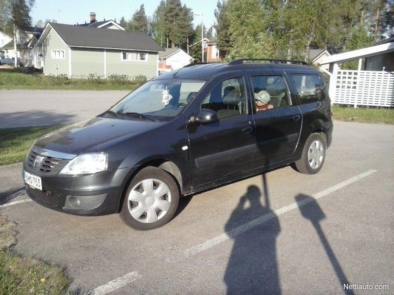 Nyt myynnissä Dacia Logan  86 000 km, 2010 - Tampere. Klikkaa tästä kuvat ja lisätiedot vaihtoautosta.