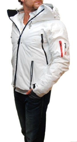 Rlx jacket white dress