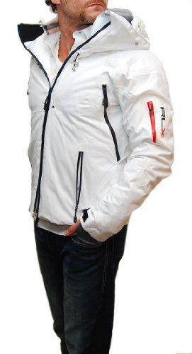Polo Ralph Lauren RLX Recco Mens White Black « Clothing Impulse ... 1713b49ad15b