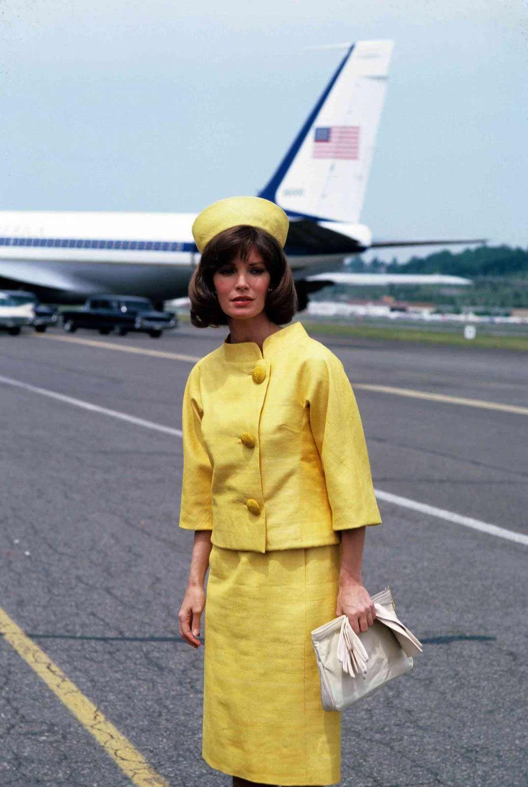 Jaclyn Smith In Jacqueline Bouvier Kennedy 1981 Tv Movie Nostalgie