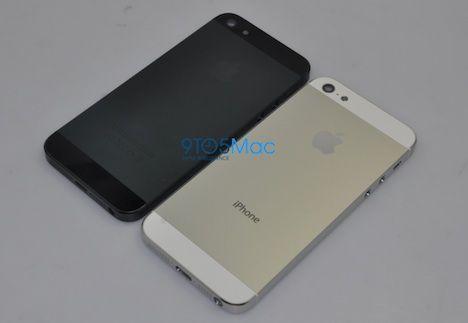 Alles über das neue iPhone und mehr: Front- und Rückseite des iPhone 5 aufgetaucht !!