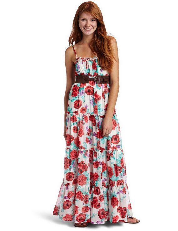 Junior Maxi Dresses - RP Dress