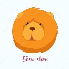 Resultado De Imagem Para Siluetas De Perros Chow Chow Bilder