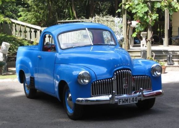 El Camino Viejo 1951 Holden Fx 50 2106 Ute Classic Cars