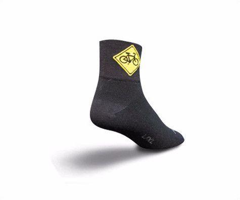Sock Guy Share Black Socks
