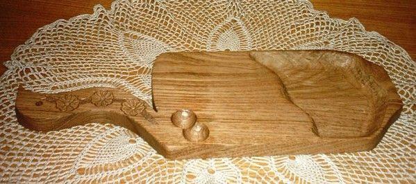 Taglieri - Intaglio artistico del legno