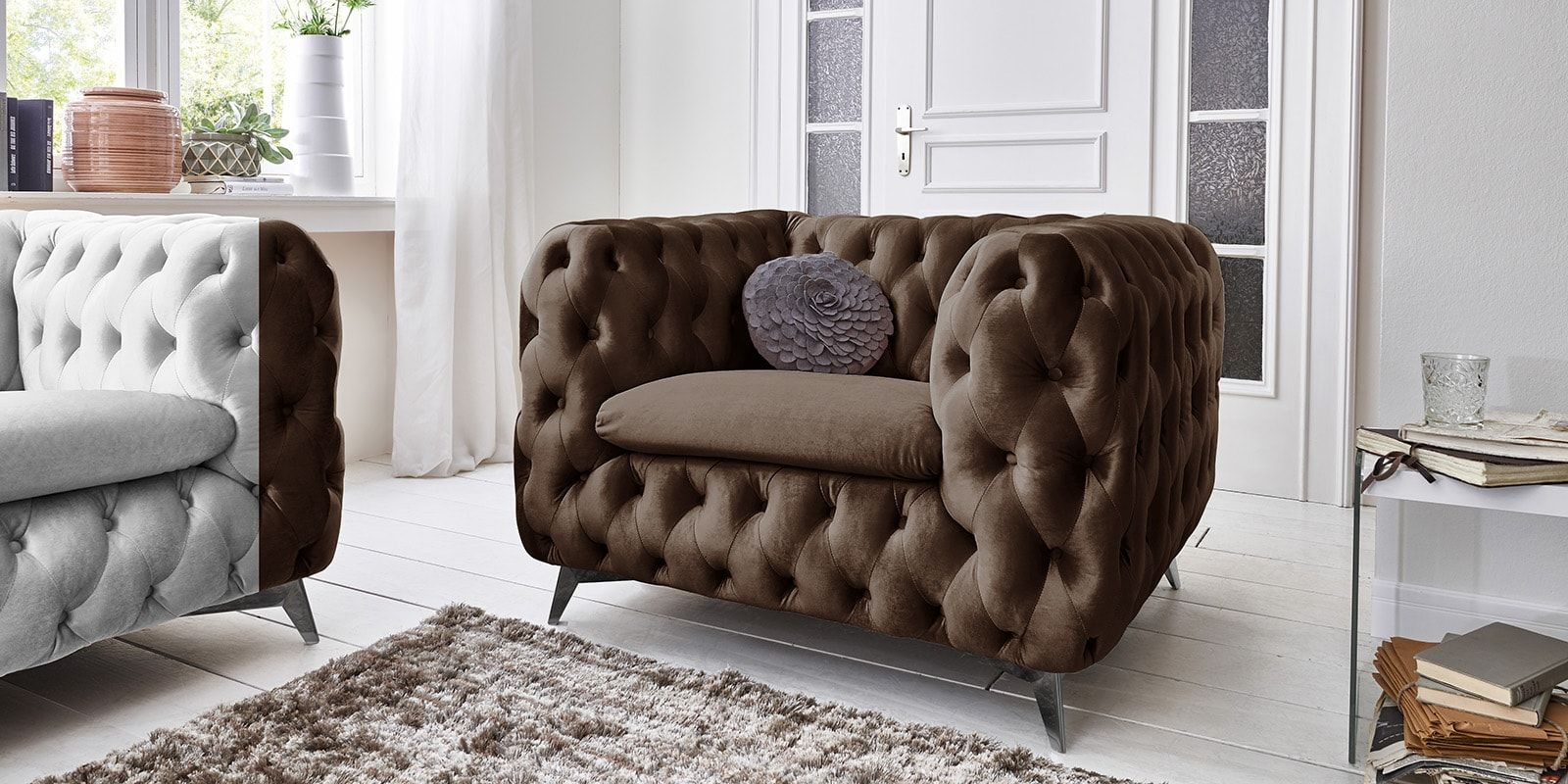 Pin Auf Chesterfield Sessel
