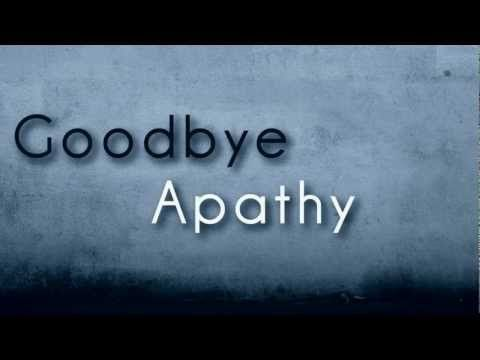 OneRepublic - Goodbye Apathy (Lyric Video) - YouTube