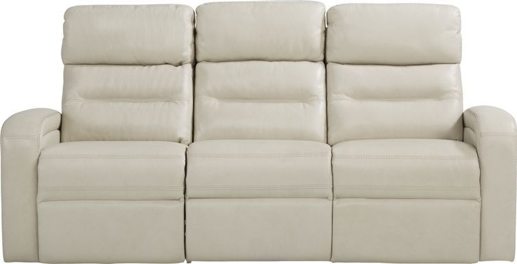 Beige Leather Sofas Couches In 2020 Reclining Sofa Leather Reclining Sofa Leather Sofa Couch