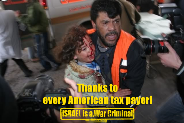 Israel is a War Criminal