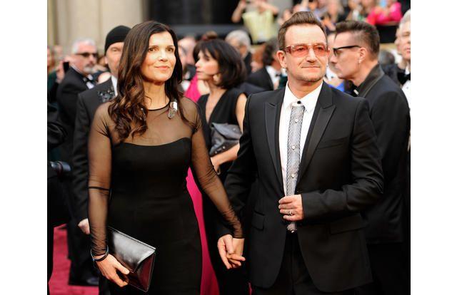 51 Astonishingly Long Lasting Hollywood Marriages Ali Hewson Funky Fashion Bono