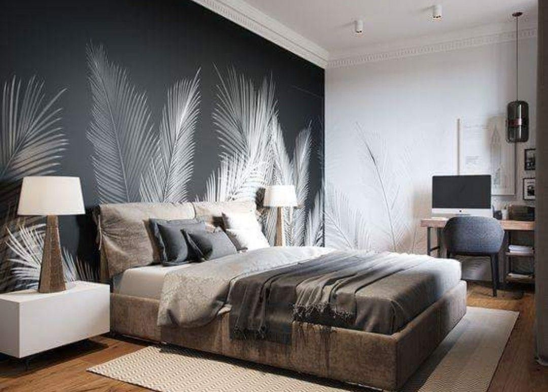 16 Tapeten Ideen Fürs Schlafzimmer Home Decor Bedroom Bedroom Interior Luxurious Bedrooms