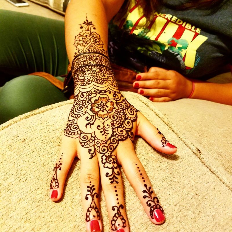 Henna Tattoo Chicago Near Me: Beautiful Henna Mehndi Tattoo Designs For All Occasions