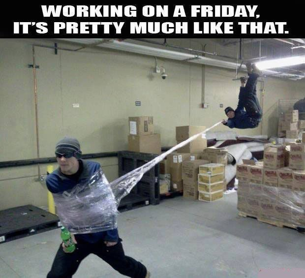 Funny Things People Do When They Get Bored At Work - 28 Pics   Work Crazy Stuff